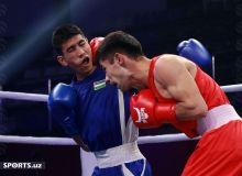 Photo Gallery. Uzbekistan Elite National Championships semi-finals in photos (Section II)