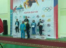 Uzbekistan's table tennis players claim two medals in International Akpan Batyr Memorial Tournament