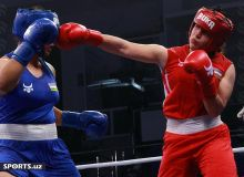 Photo Gallery. Mavluda Mavlonova earns the 2020 Uzbekistan Elite National Championships title