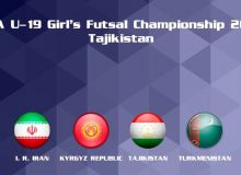 Central Asian futsal talent on show in Dushanbe