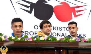 В ТГЭУ состоялась пресс-конференция с Шохжахоном Эргашевым