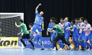 Uzbekistan to host world futsal champions Argentina