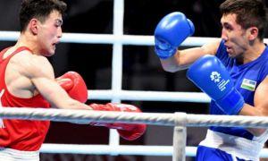 Миразизбек Мирзахалилов стартовал на ЧА с победы