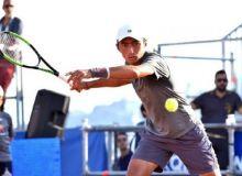 Khumayun Sultanov - winner of the Prague tournament