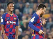 """""""Барселона"""" футболчиси Испания Суперкубоги тарихига кирди"""