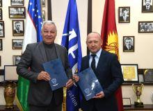 Uzbek-Kyrgyz football refereeing partnership established