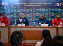 Состоялась пресс-конференция накануне старта 2-го отборочного раунда ОИ-2020