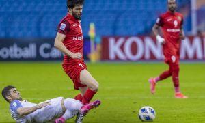 В матче, в котором Машарипов сыграл весь матч, «Шабаб Аль-Ахли» обыграл «Аль-Хилал»