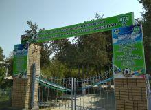 Ознакомление с работой детско-юношеских академий в Джизакской области