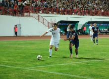 Match Highlights. FC Navbahor vs FC Metallurg