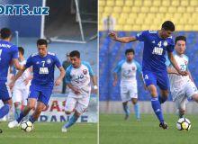 Match Highlights. FC Iftikhor 0-6 FC Pakhtakor