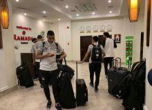 Олимпийская сборная Египта прибыла в Узбекистан