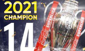«Пахтакор» в 14-й раз стал чемпионом Узбекистана!