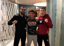 Воскресное утро начнется с бокса: Гиясов, Ахмадалиев и Мадримов поднимутся на ринг в США