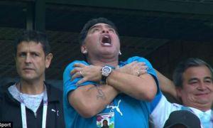 Диего Марадона 58 ёшга тўлди!