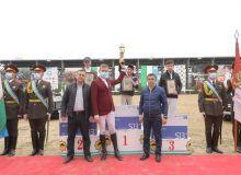 В Ташкенте проходят соревнования по конкуру «Global Tour-2021»