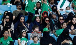 Саудия Арабистони спорт Министри аёллар футболи борасида: Мамлакатимиз 10 йил аввалгисидан фарқ қилади