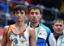 Умиджон Жалолов стал чемпионом юношеской Олимпиады