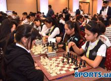 Uzbekistan's chess players pick 10 gold medals in the Western Asia Junior Chess Championship 2018