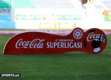 Coca Cola Суперлига давом этади. 9-тур ўйинларининг бошланиш вақтлари эълон қилинди