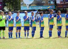 Сегодня женская сборная Узбекистана U-16 померится силами с Китаем