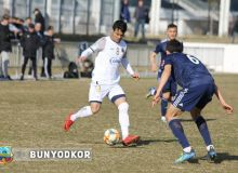 FC Bunyodkor receive a 1-0 defeat from FC Metallurg