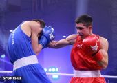 Нодиржон Мирзахмедов - чемпион
