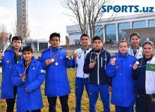 Теннисисты Узбекистана завоевали 8 медалей международного турнира в Молдове