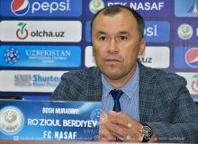 Рузикул Бердыев: Мы добились нужного результата