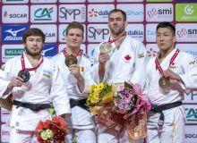Международная федерация дзюдо объявила новый рейтинг спортсменов
