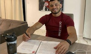 Mahmud Muradov dropped from UFC Fight Night 181 card after testing positive for Covid-19