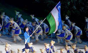 Золотая медаль Мадримова нарушила неудачную традицию выступлений знаменосцев Азиатских игр