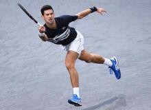 Novak Jokovich bosh sovrin sari ilk qadamini tashaladi