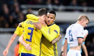 Швеция - Россия 2:0 (видео)
