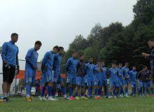 Олимпийская сборная Узбекистана продолжает тренировочный процесс в Турции