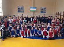 В Сардобе проходят массовые спортивные мероприятия