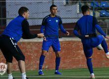 Национальная сборная Узбекистана приступила к сбору