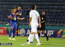 В матче с 5 голами «Насаф» выиграл путевку в полуфинал