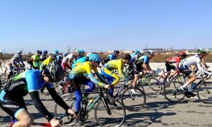 В Ташкенте стартовал международный турнир по велошоссе