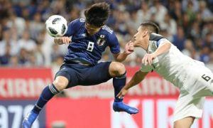 Япония - Коста-Рика 3:0 (видео)