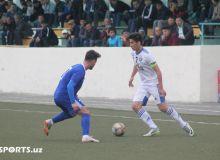 Фоторепортаж матча «Андижан-2» - «Чигатай»