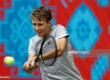 В турнире Фьючерс Сергей Фомин выступит против Богдана Боброва