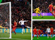 Евро-2020 саралаш босқичи. Кейн хет-трик қайд этган ўйинда Англия жавобсиз 7 та гол урди