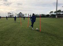 Олимпийская сборная Узбекистана проводит сбор в Турции