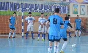 Итоги XXII Чемпионата Узбекистана по футзалу.