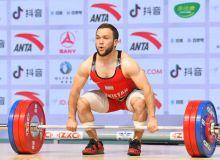 Адхамжон Эргашев завоевал две бронзовые медали чемпионата Азии View Larger Image