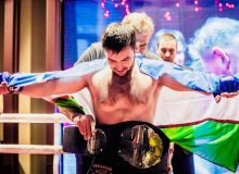In the M-1 tournament, the Uzbek fighter won in 29 seconds or an interview with Maxim Kuldashev