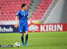Azizjon Ganiev could play against FC Pakhtakor side in Al Ahli's AFC Champions League opener