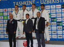 Дзюдоисты Узбекистана фантастически завершили Кубок Азии