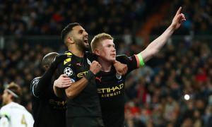 """""""Манчестер Сити"""" Мадридда камбэк қилди (видео)"""